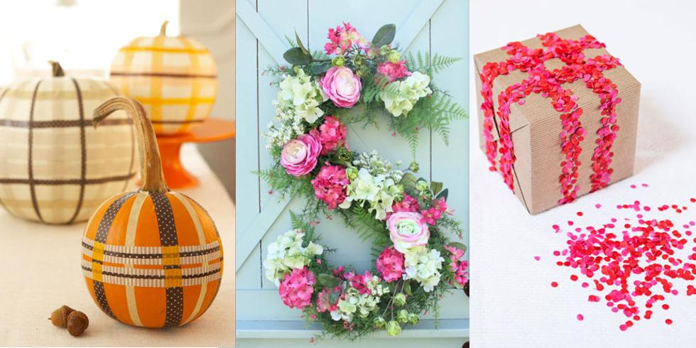 Pinterest Craft Ideas: Most Popular Pinned Crafts And DIYs