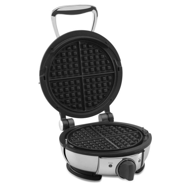 allclad classic round waffle maker 99012gt - Waring Pro Waffle Maker