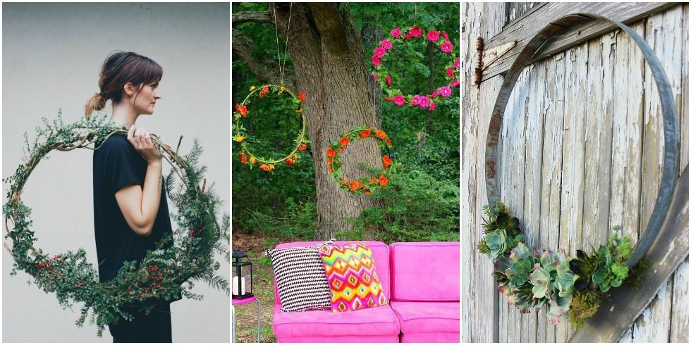 Giant Wreath Diys  Oversized Wreath Crafts. Front Porch Railing. Couch With Studs. Nautical Floor Lamp. Gutter Pro Wv. Double Pedestal Desk. Lowes Table Lamps. Quality Sofas. Ready Made Cabinets