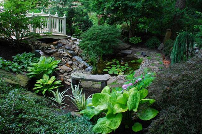 Gardens Images private gardens - secret garden ideas