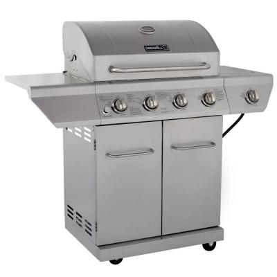 NexGrill 4 Burner Propane Gas Grill With Side Burner 720 0830H Review