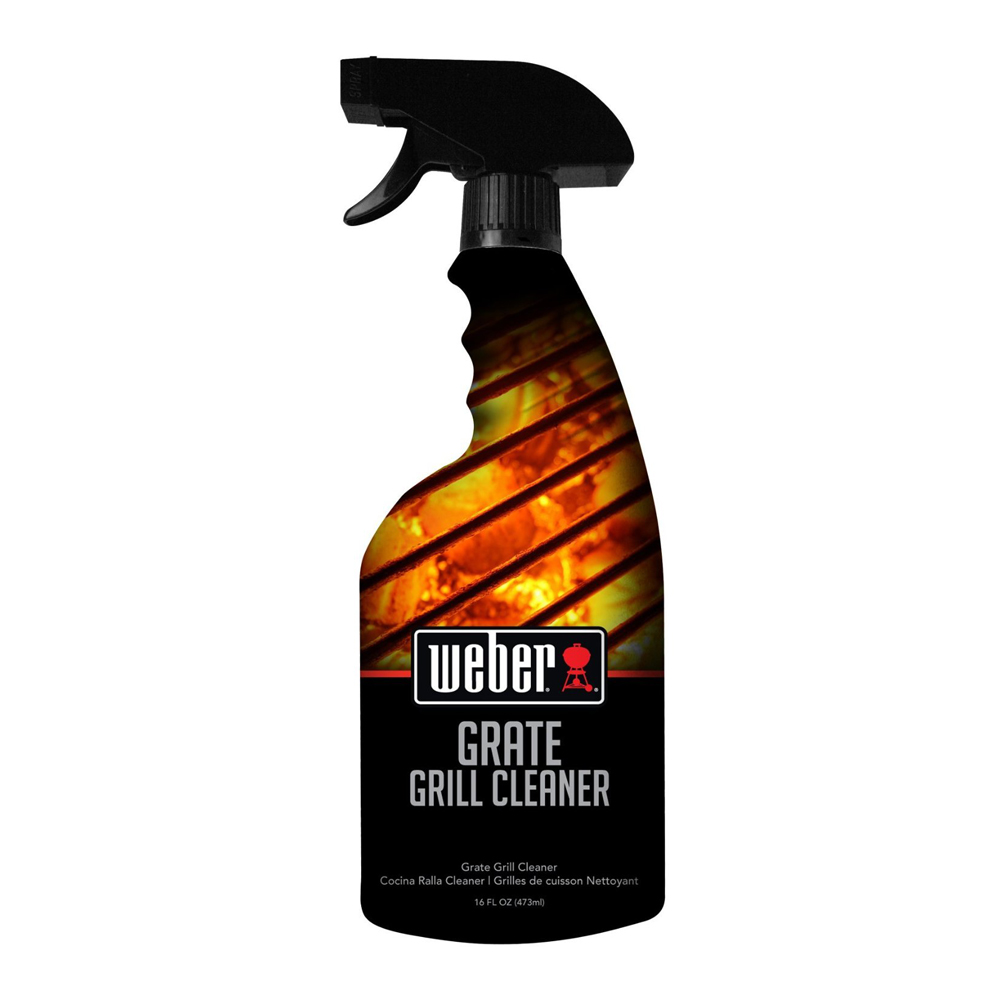 Weber Grate Grill Cleaner Review