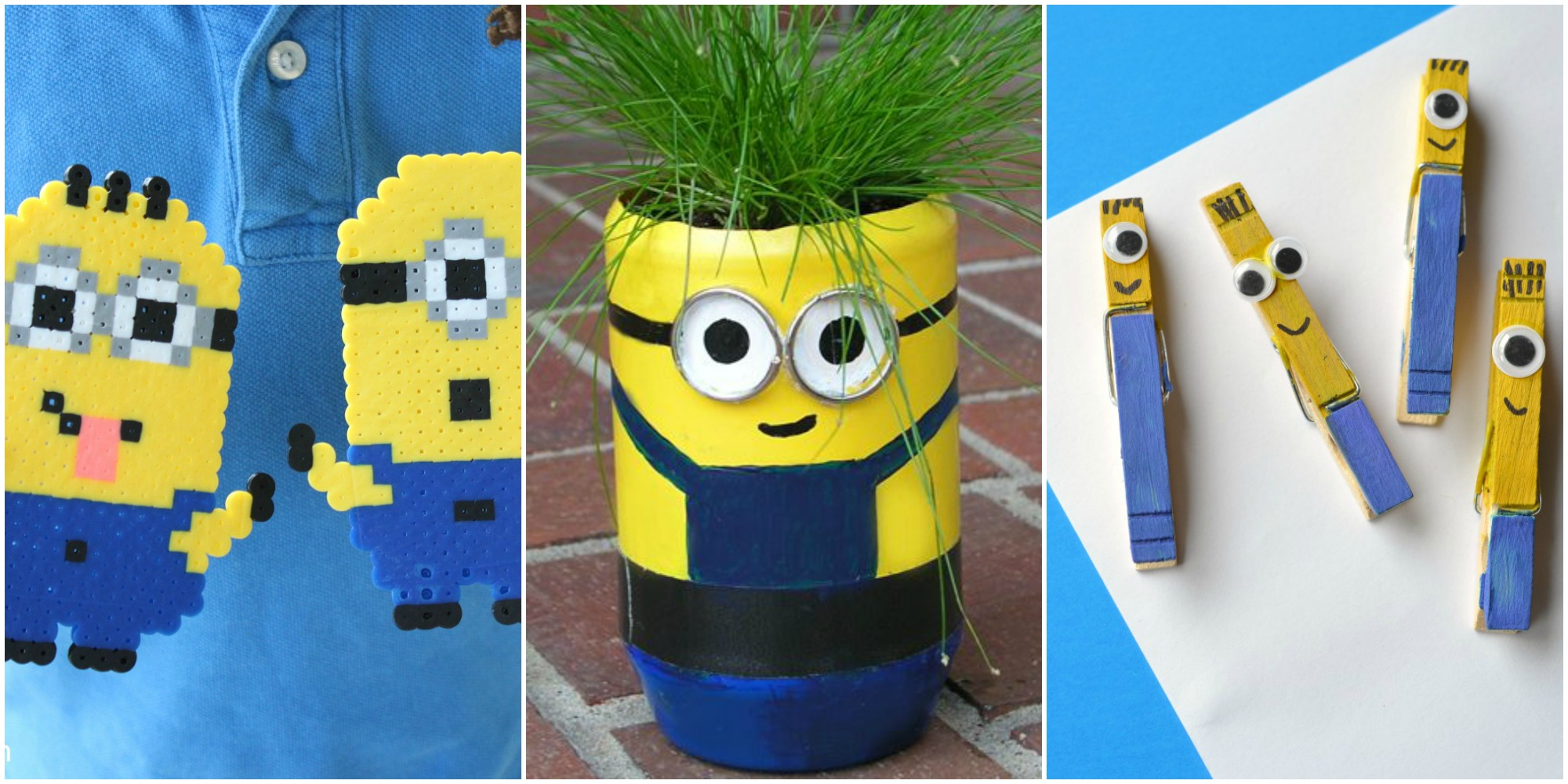 Minion Crafts Minion Diy Projects