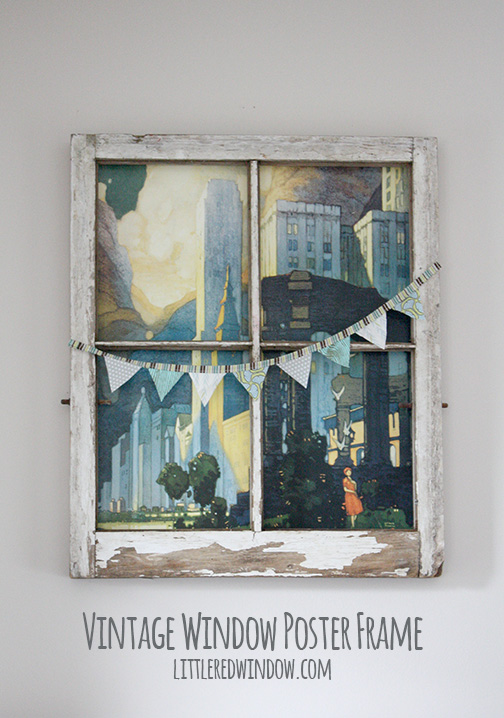 ways to use an old window frame diy repurposing projects - Window Frame Art