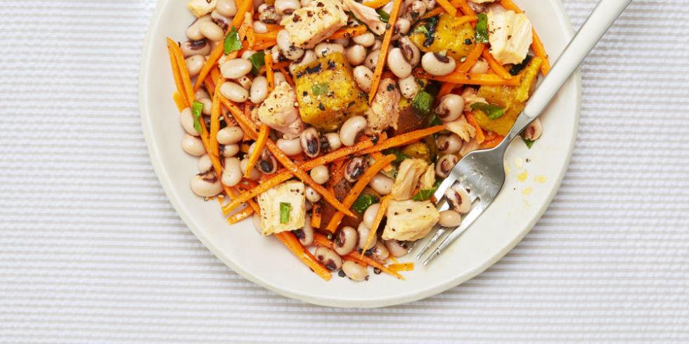 sweet potato chicken salad recipe