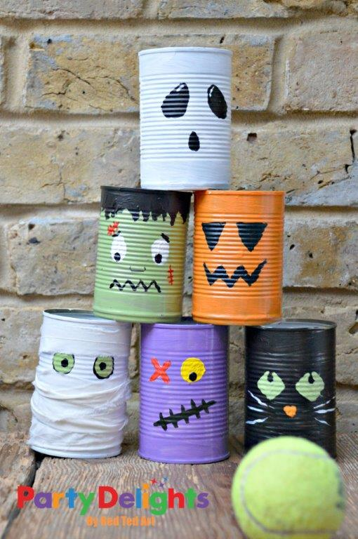 28 fun halloween party games for kids 2017 diy ideas for halloween games - Haloween Party Ideas