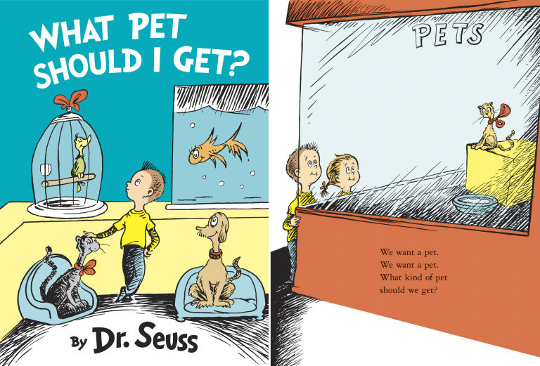 what inspired dr seuss to write his books