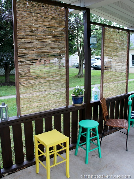 diy patio privacy screens - backyard patio ideas - Cheap Patio Ideas Diy
