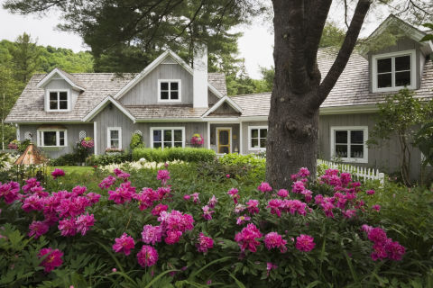 10 big and little ways to dial up the curb appeal for Arreglar un jardin con poco dinero