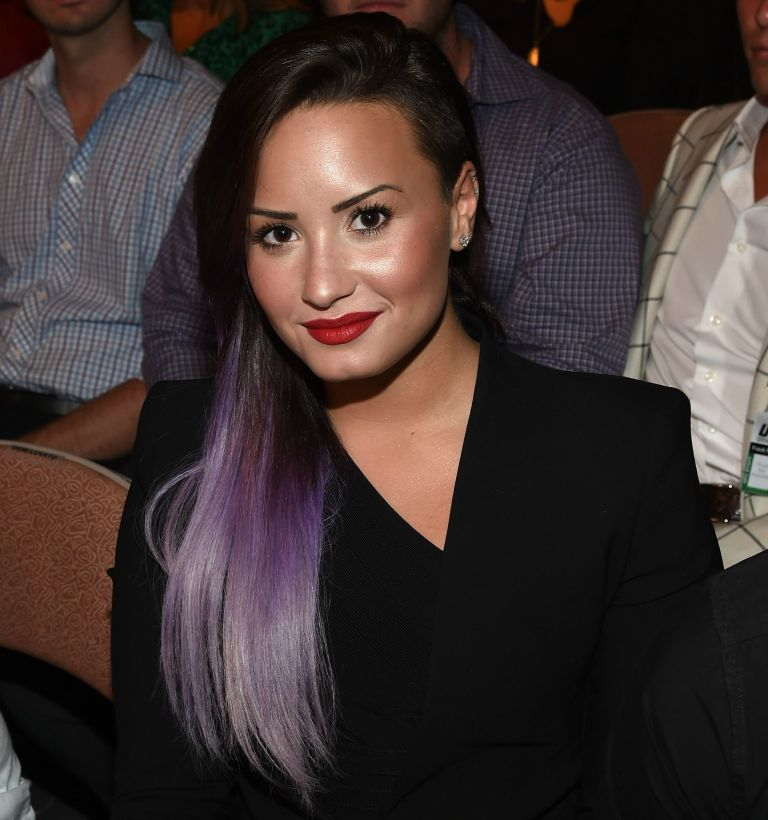 What Is Colombre Hair Colorful Ombre Hair Dye Photos And - Demi lovato ombre hair