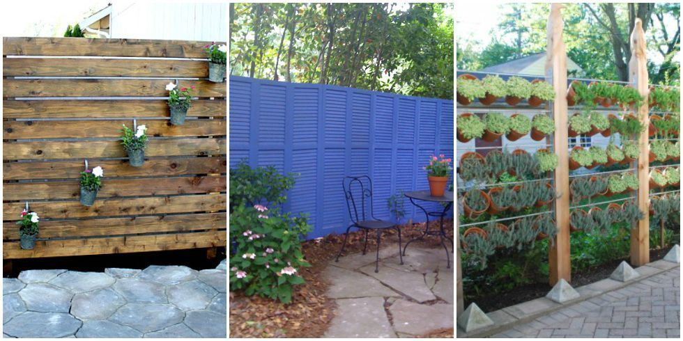diy patio privacy screens backyard patio ideas - Patio Ideas Diy