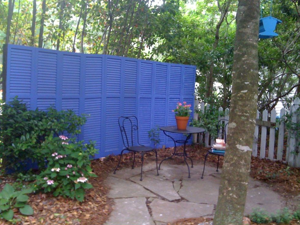 diy patio privacy screens - backyard patio ideas - Patio Privacy Screen Ideas
