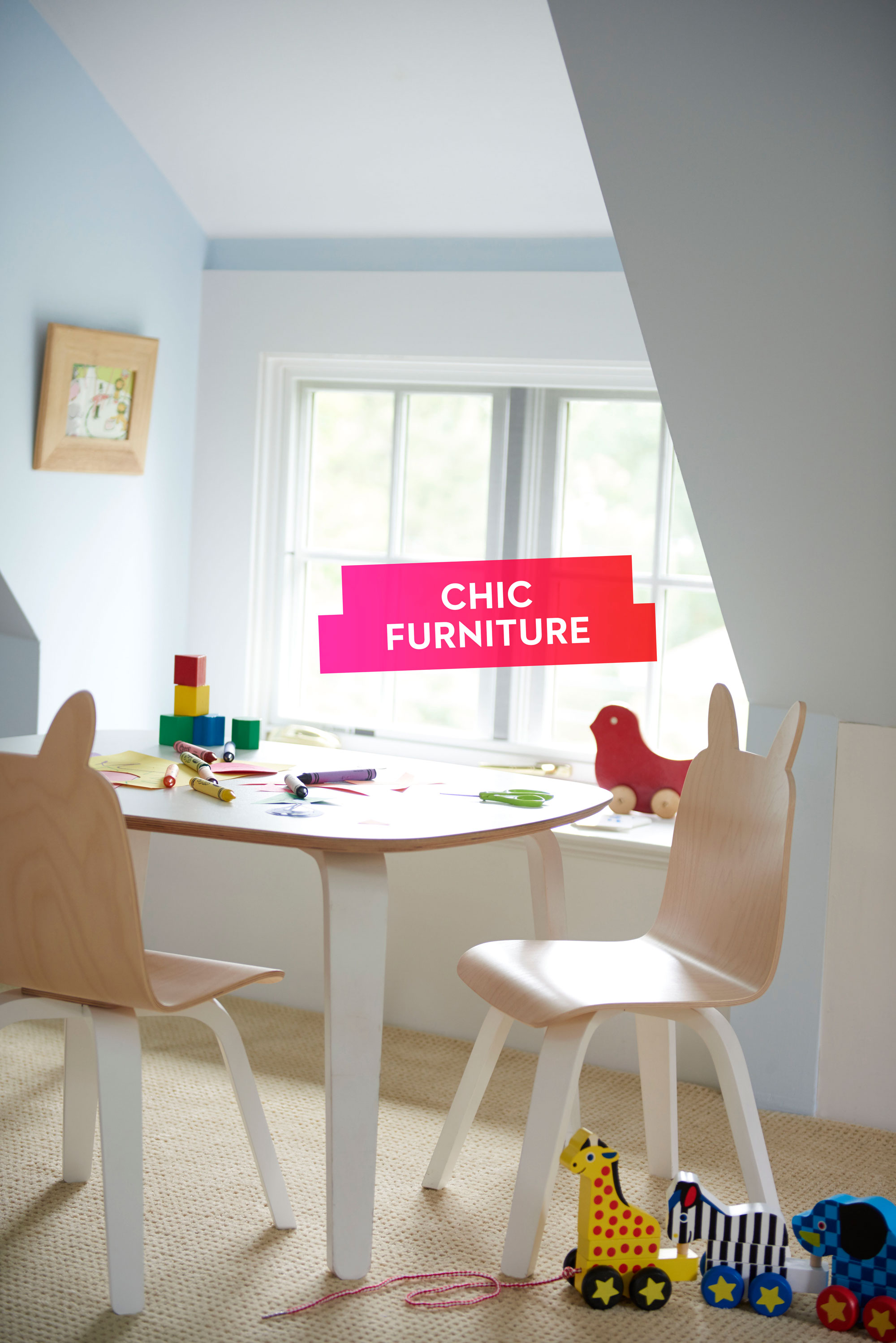 Chic Ways to Design a Kids Bedroom - Kids Bedroom Decor Ideas