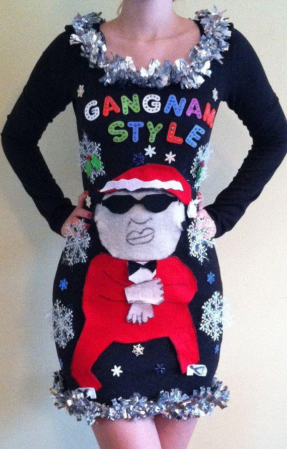 20 Ugly Christmas Sweaters - Ugly Christmas Sweater DIYs and Tutorials