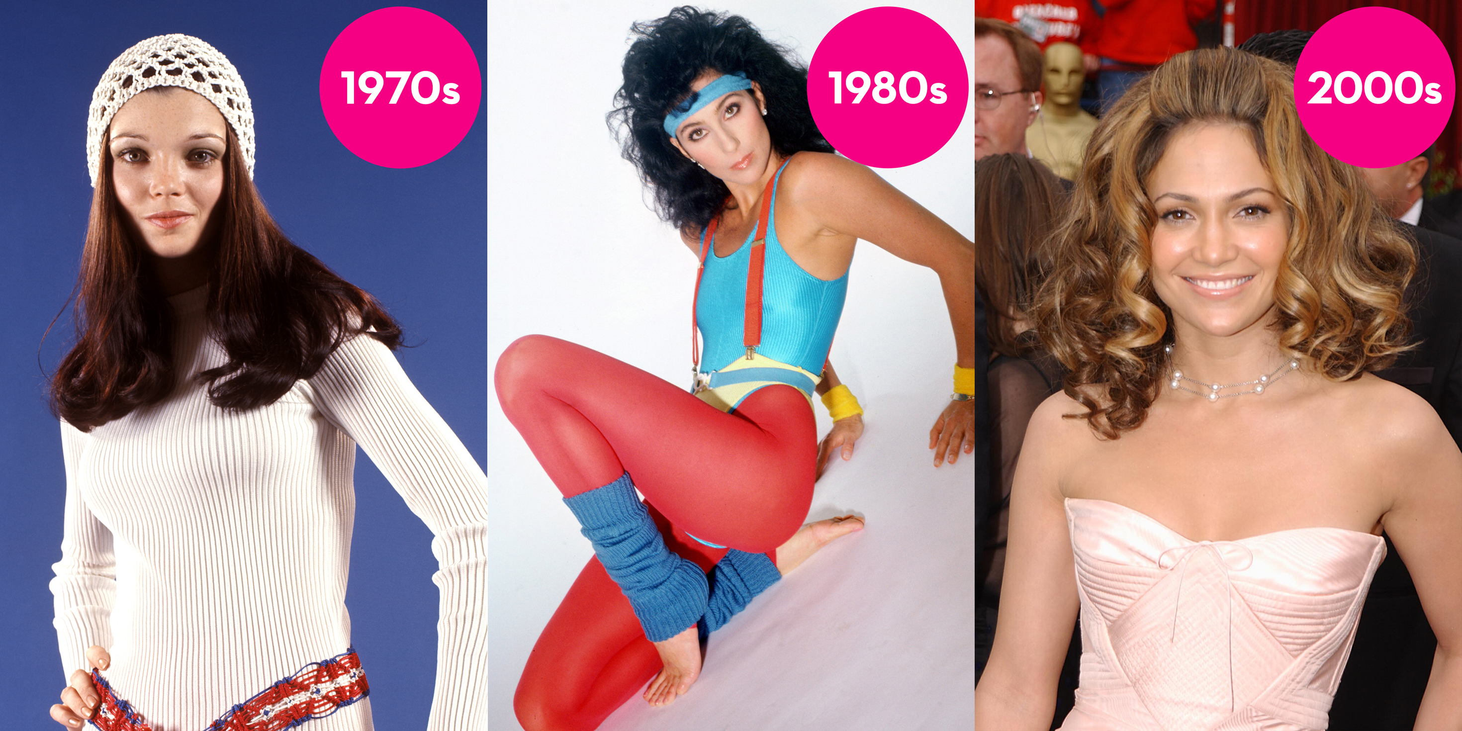 60 embarrassing beauty trends of the 70s 80s 90s and