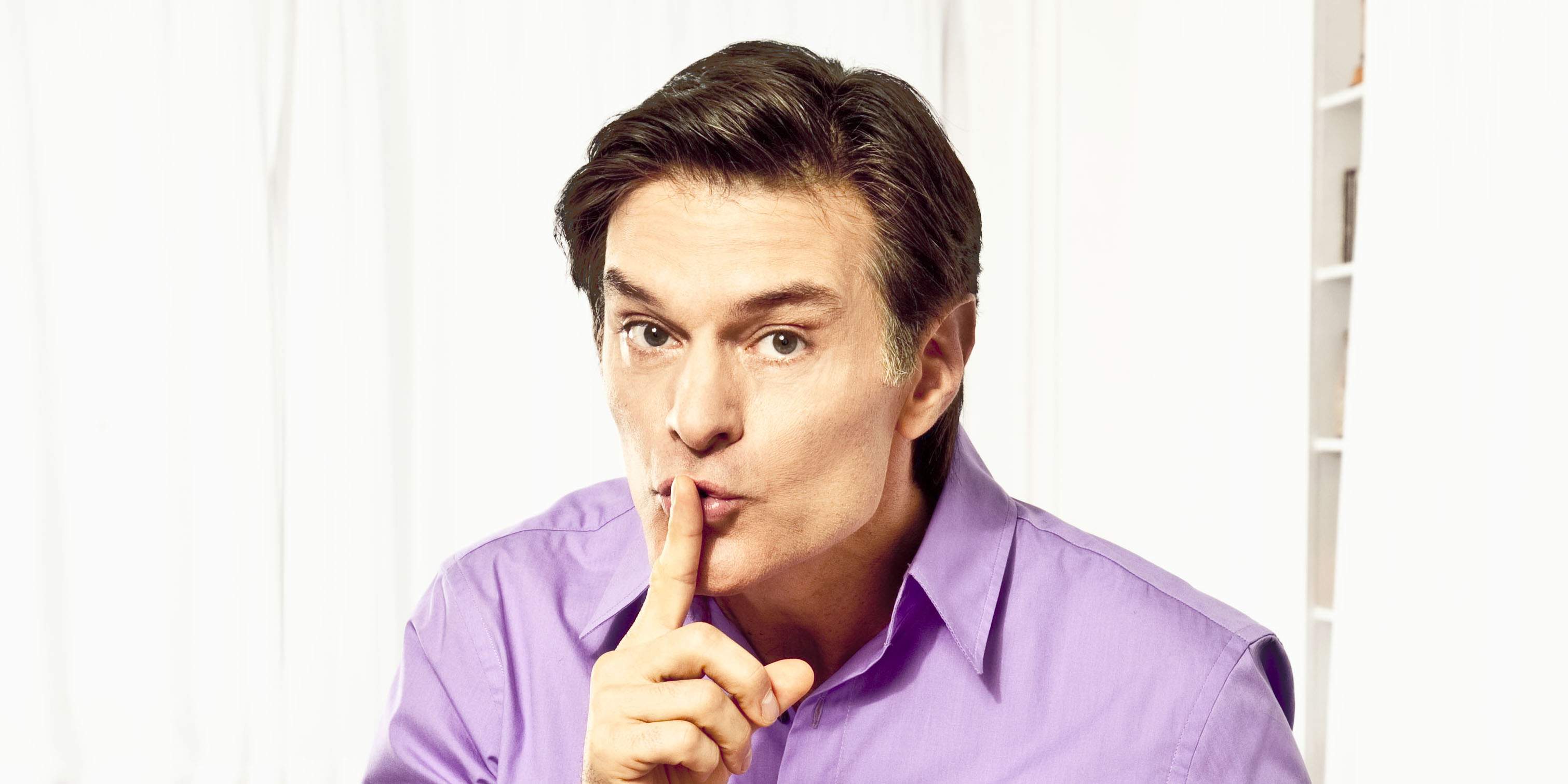 Dr Oz's Top 5 Slim-Down Secrets - Weight Loss Tips and Tricks