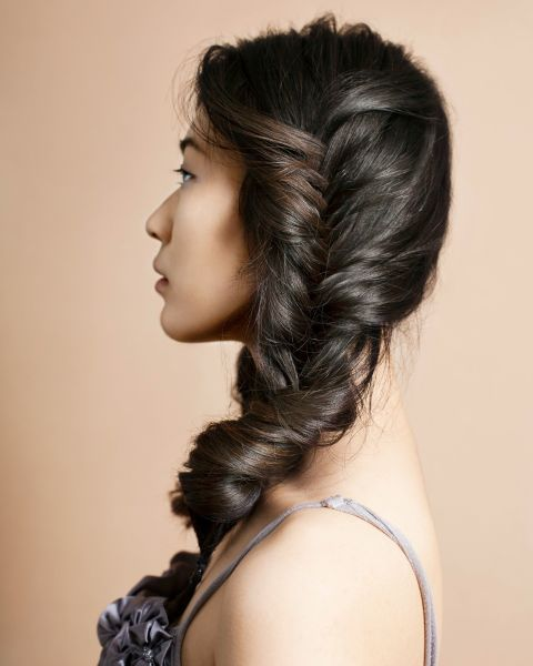 Enjoyable What Your Lazy Day Hairstyle Says About You Easy Lazy Hairstyles Short Hairstyles Gunalazisus