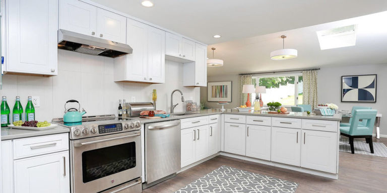 Property Brothers Renovation For Sale Connecticut Ranch - Property brothers kitchen remodels