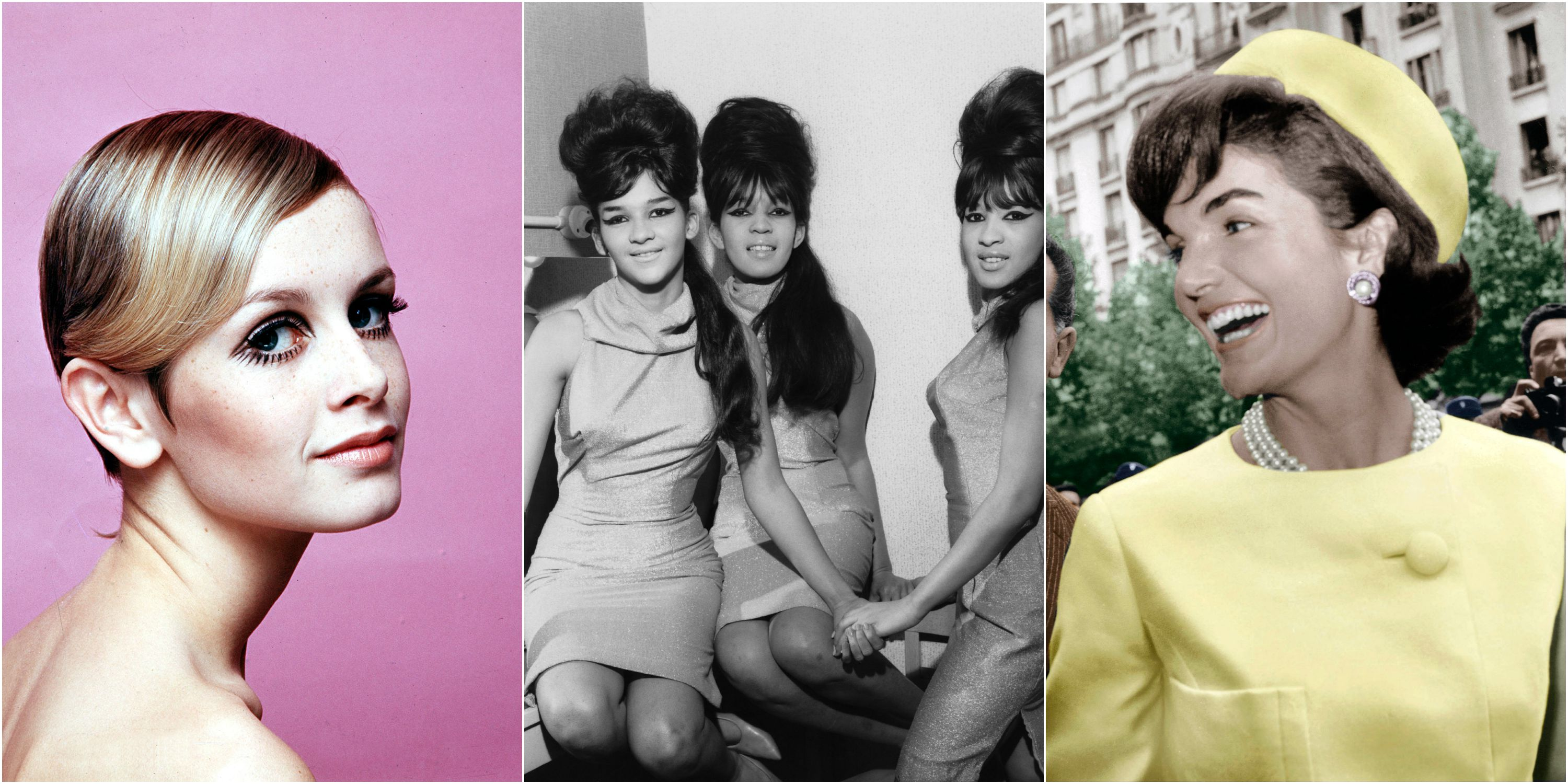 1960s hair and makeup trends that are back sixties