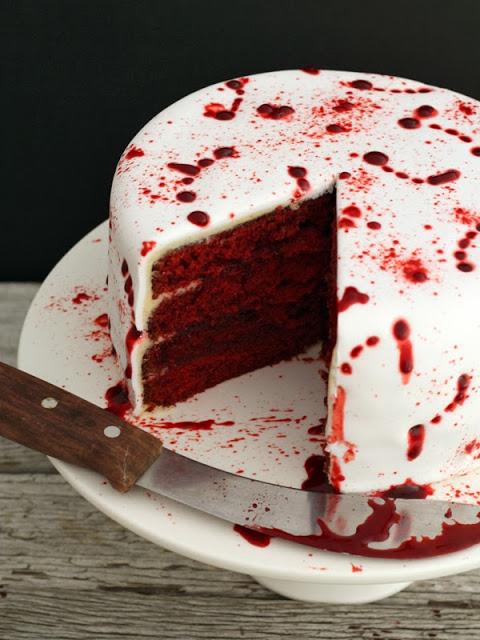 36 Spooky Halloween Cakes - Recipes for Easy Halloween Cake Ideas