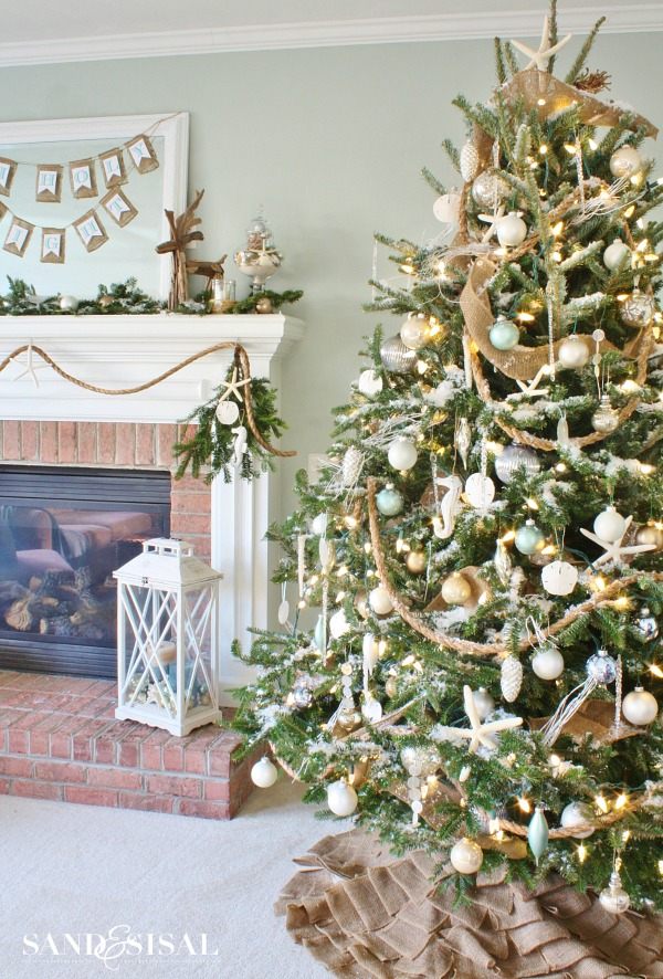 25 Decorated Christmas Tree Ideas Pictures Of Inspiration