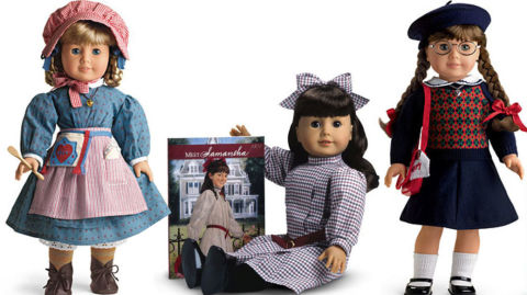 lea clark american doll debut 13 facts you didn 39 t know about american girl dolls. Black Bedroom Furniture Sets. Home Design Ideas