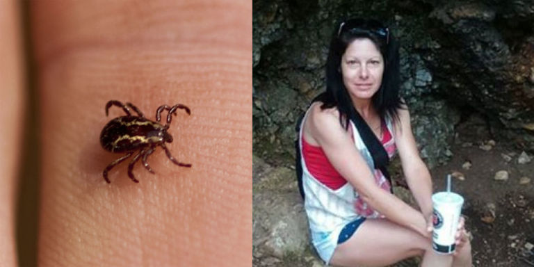 What should've been a fun hiking trip has turned into a total nightmare for one Oklahoma woman.
