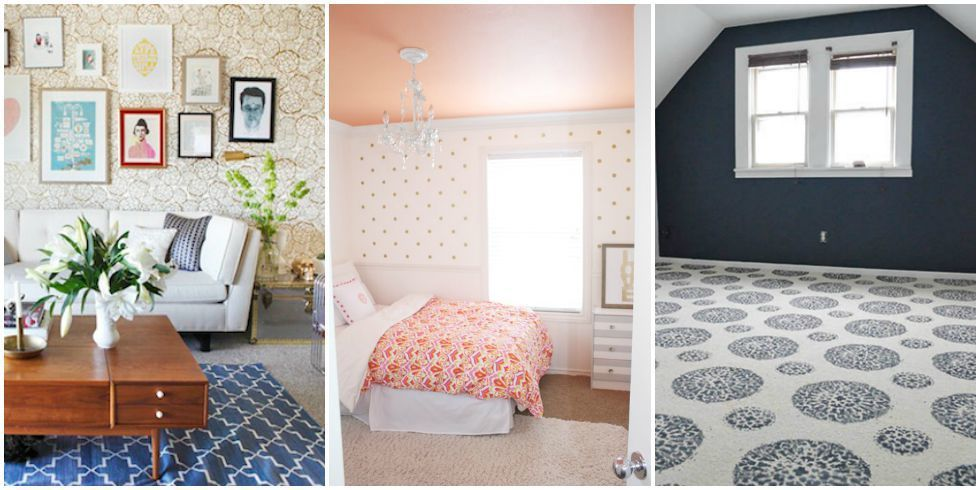 Ways To Deal With Ugly Carpeting - Fast Fixes For Wall-To-Wall