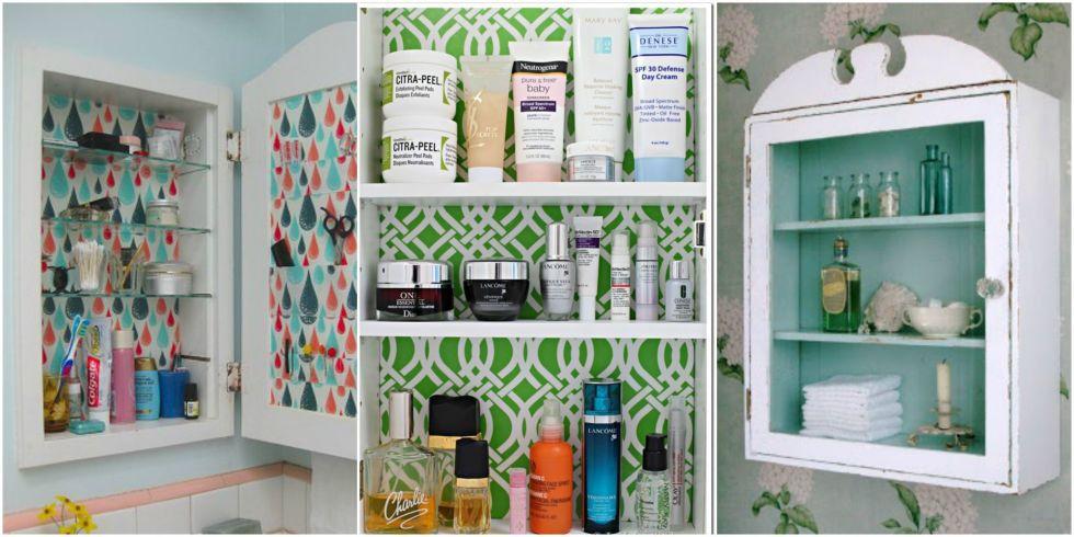 Medicine Cabinet Organizing Hacks - How to Organize a Medicine Cabinet