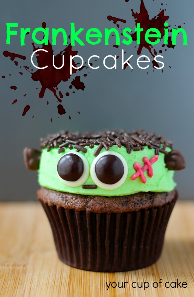34 cute halloween cupcakes easy recipes for halloween cupcake ideas - Cupcake Decorations For Halloween