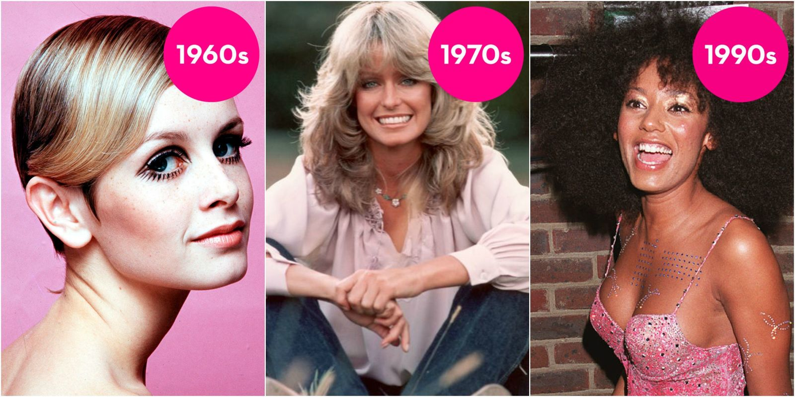 50 Vintage Beauty Trends From 60s 70s 80s And 90s