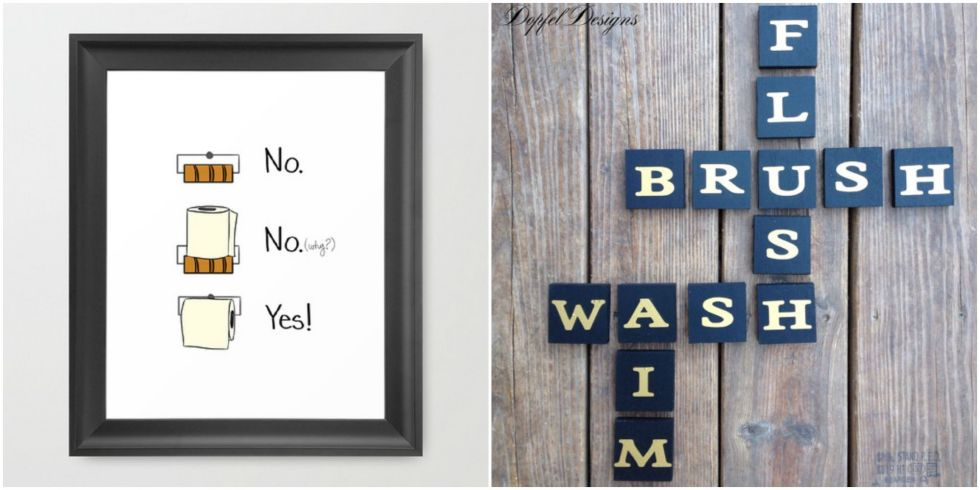Bathroom Funny funny bathroom signs - bathroom etiquette rules