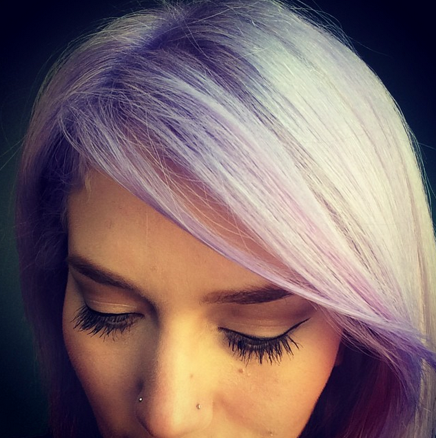 Check Out The Opal Hair Color Trend Ideas 2015