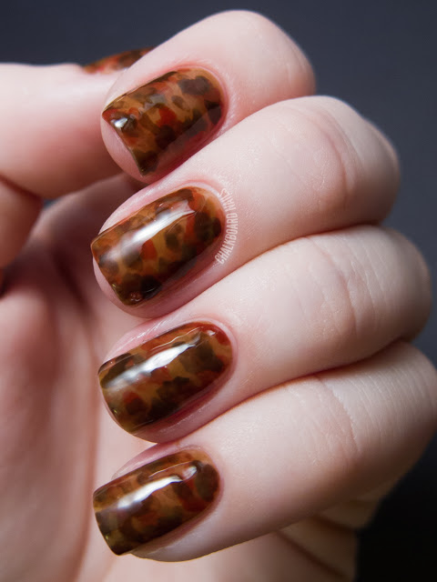 35 fall nail art ideas best nail designs and tutorials for fall 2017 prinsesfo Gallery