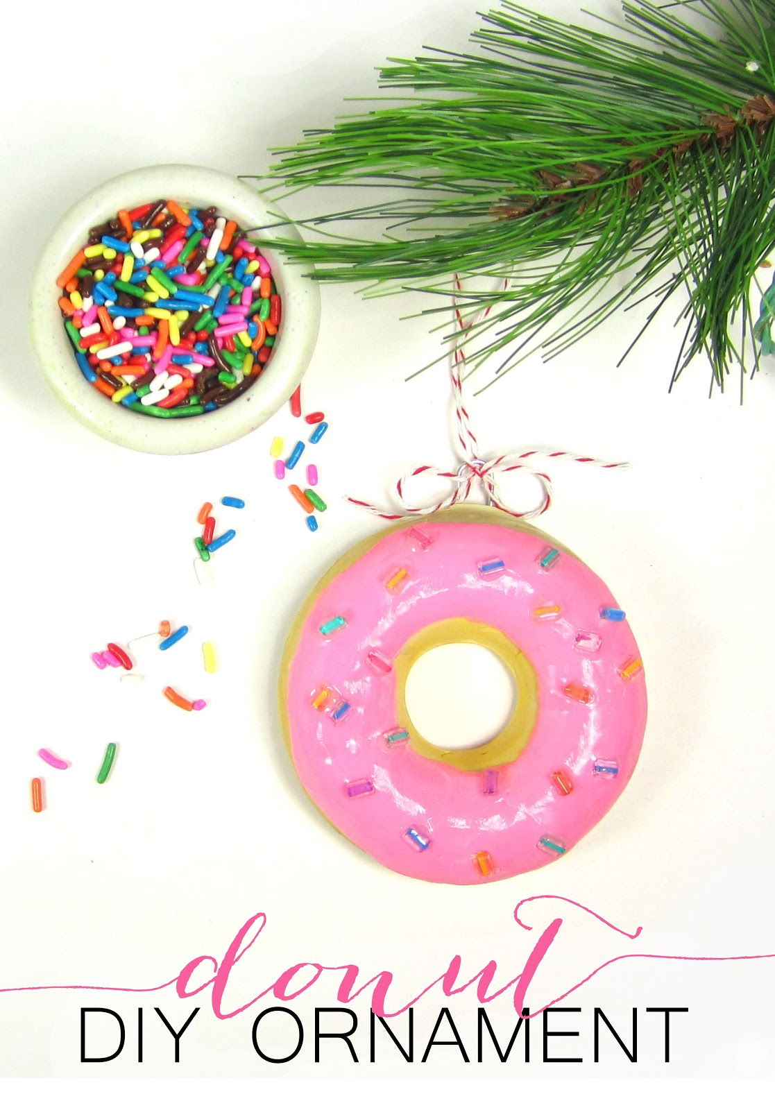Christmas ornaments to make at home - 50 Homemade Christmas Ornaments Diy Handmade Holiday Tree Ornament Craft Ideas