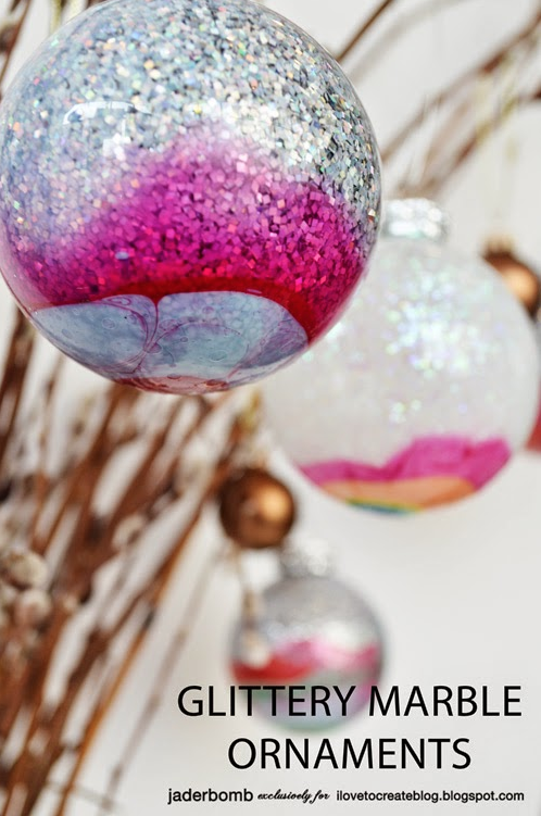 50 homemade christmas ornaments - diy handmade holiday tree