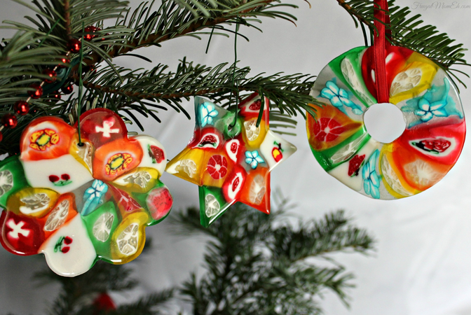 Homemade Christmas Ornaments DIY Handmade Holiday Tree - Diy christmas ornaments