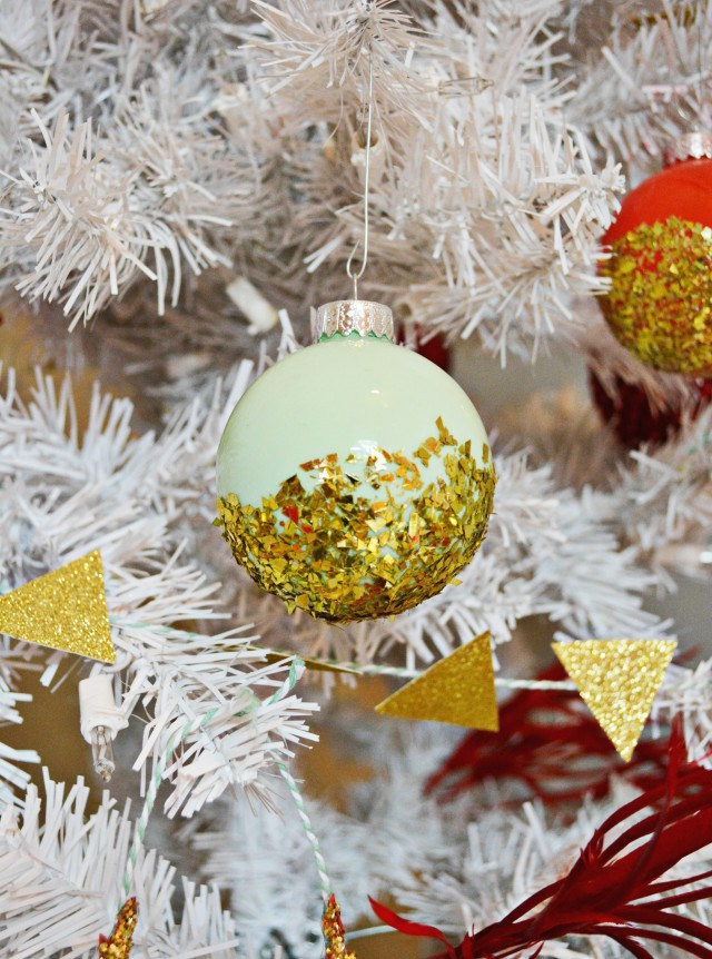 Christmas Ball Decoration Ideas Endearing 52 Homemade Christmas Ornaments  Diy Handmade Holiday Tree Inspiration Design