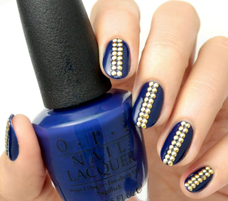 35 fall nail art ideas best nail designs and tutorials for fall 2017 - Simple Nail Design Ideas