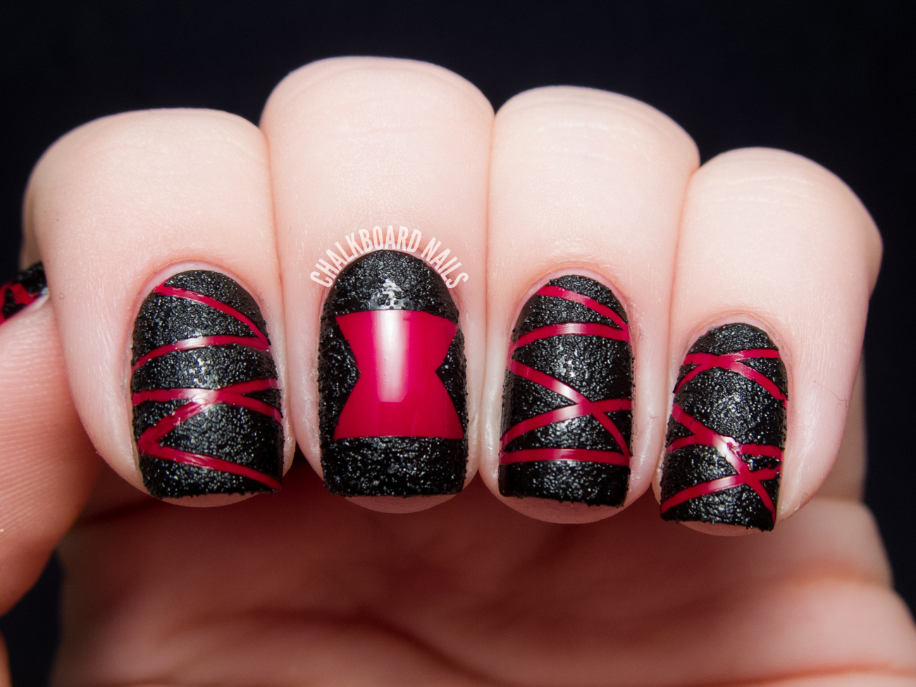 Easy Nail Designs Halloween Intended For Your Inspiration