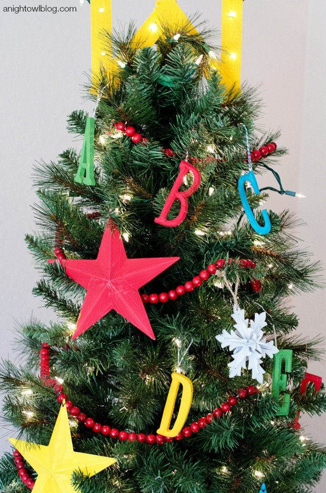Xmas Tree Decoration Ideas