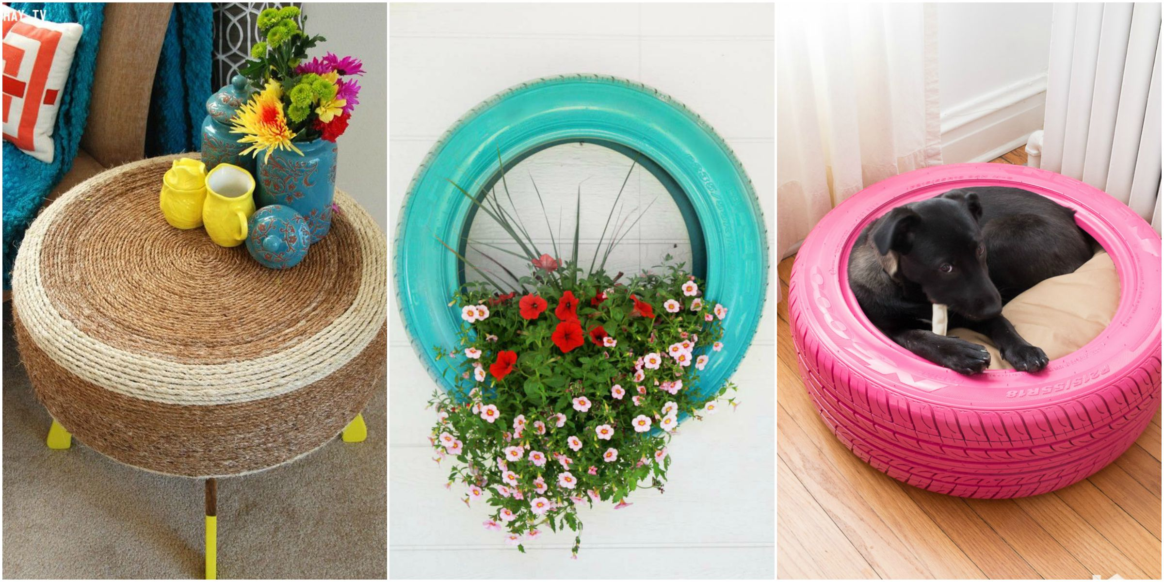 9 new uses for tires new ways to use old tires for Uses for old tyres
