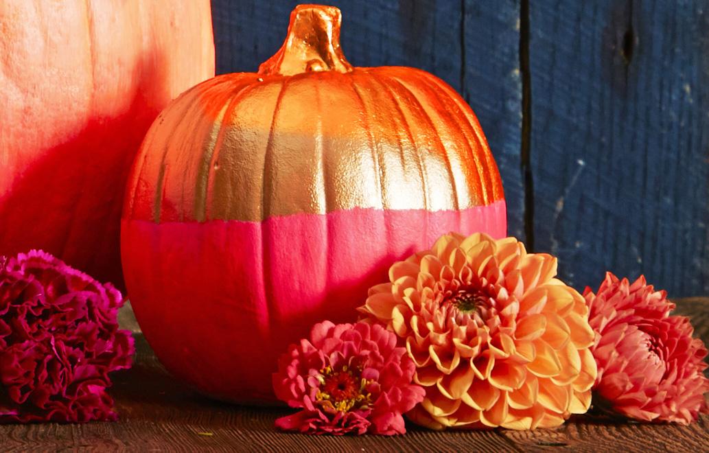 35 Pumpkin Painting Ideas - Painted Pumpkins for Halloween 2017