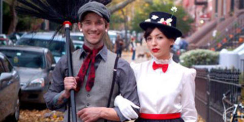 Two Person Halloween Costumes Halloween Costume Ideas