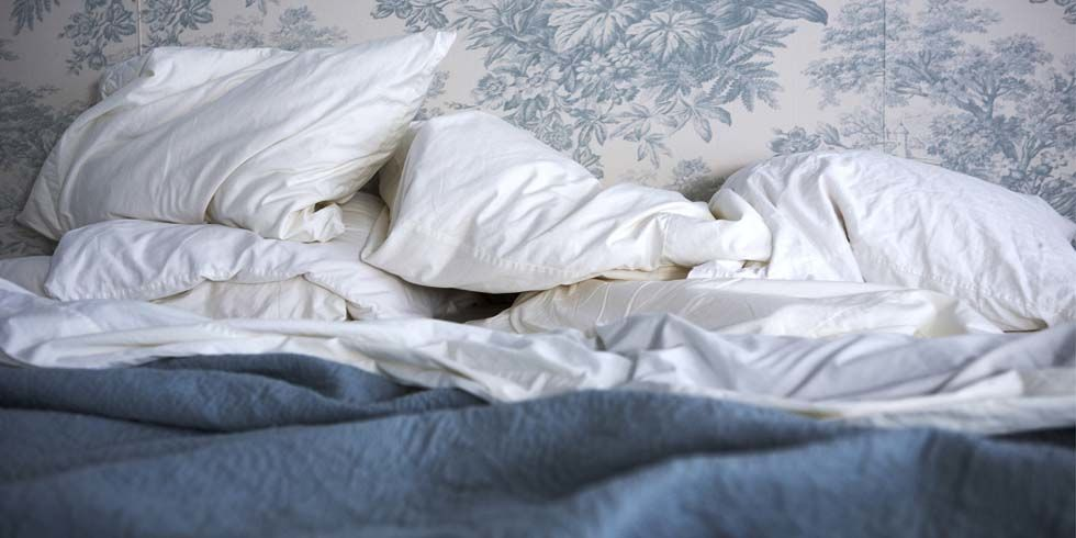 how to make your bed cooler at night