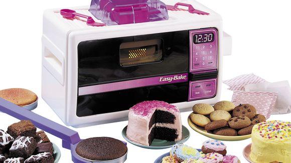 Recipes For Easy Bake Oven Cake