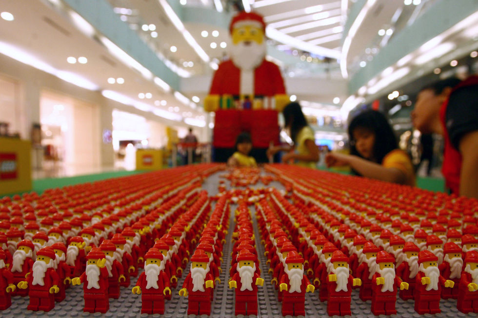 Things You Didn't Know About LEGOs - LEGO Fun Facts