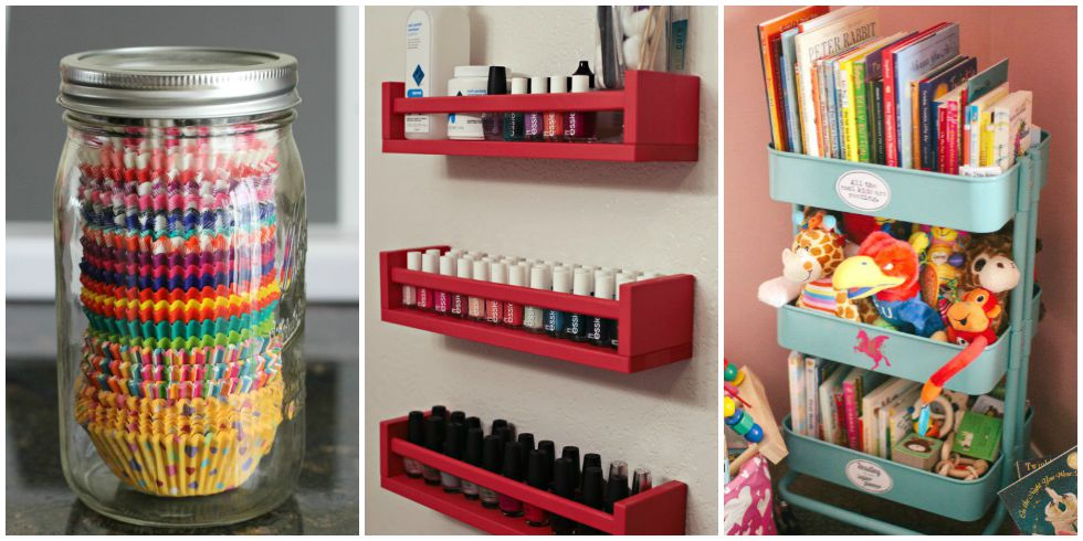 Repurposed Home Organizers Home Organizing Hacks And Ideas