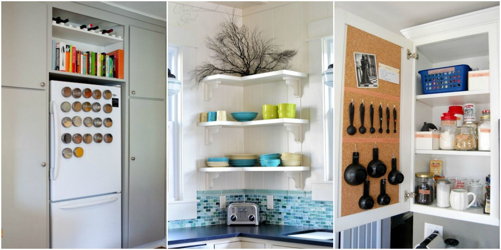 Kitchen Storage Spots You 39 Re Forgetting To Use Kitchen