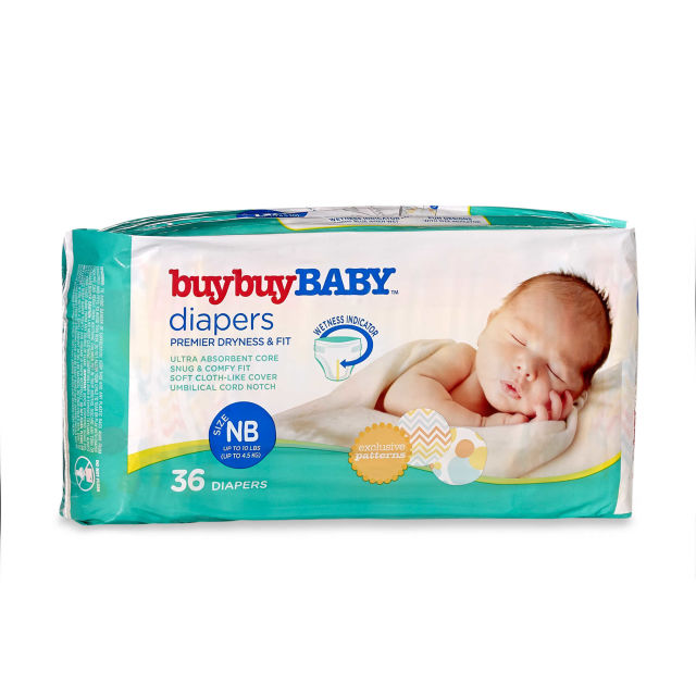 buybuyBABY Diapers Review
